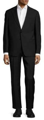Armani Collezioni Solid Wool Suit