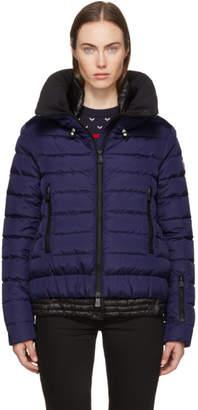 Moncler Purple Down Vonne Jacket