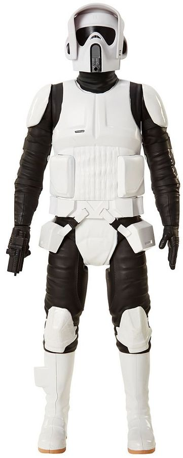 "Star Wars 18"" Scout Trooper Figure"