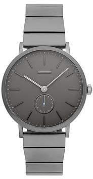 Rebecca Minkoff Norrebro Grey Tone Bracelet Watch, 40mm