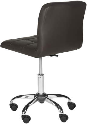 Safavieh Brunner Faux Leather Desk Chair