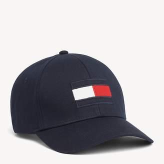 6c153eb8d1411 Tommy Hilfiger Flag Embroidery Baseball Cap