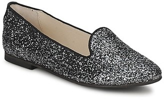 KMB SILVA women's Loafers / Casual Shoes in Grey