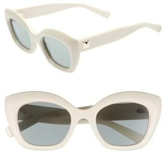 Max Mara Prism VII 50mm Gradient Cat Eye Sunglasses