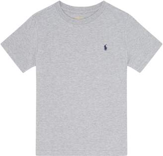 Polo Ralph Lauren Logo Embroidered T-Shirt