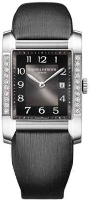 Baume & Mercier Watch Hampton Black