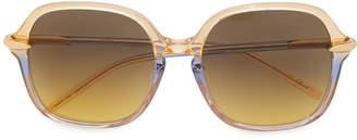Pomellato Eyewear oversized gradient sunglasses