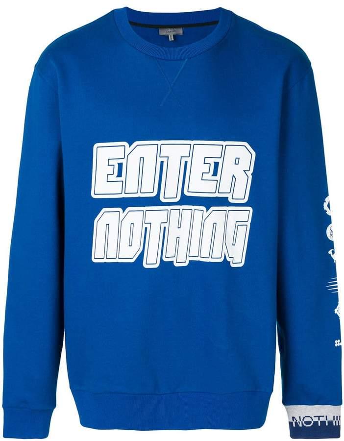 Lanvin Enter Nothing sweatshirt
