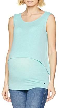 Esprit Women's Nursing Sl Maternity Vest Top,12 (Manufacturer Size: M)