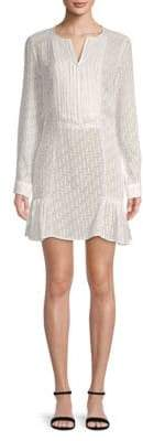 BCBGMAXAZRIA Long Sleeve City Dress