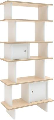 Oeuf Promotions Vertical Mini Library, Birch
