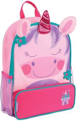 Stephen Joseph Girls' Sidekicks Backpack