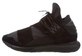 Y-3 Qasa High-Top Sneakers