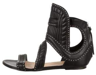 IRO Studded Leather Sandals