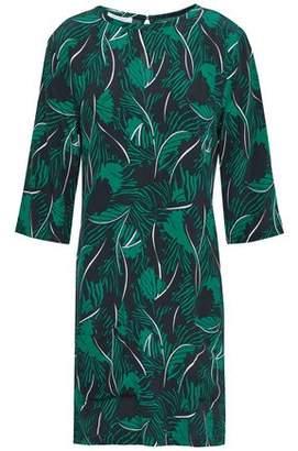 Equipment Aubrey Washed-silk Mini Dress