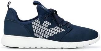 Emporio Armani Ea7 runner sneakers
