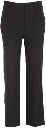Theory Cropped Suit Trousers