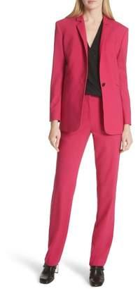 Rag & Bone Oman Side Stripe Wool Blend Pants