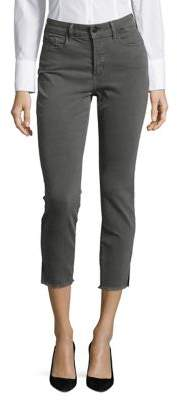 NYDJ Petite High-Rise Ankle Jeans