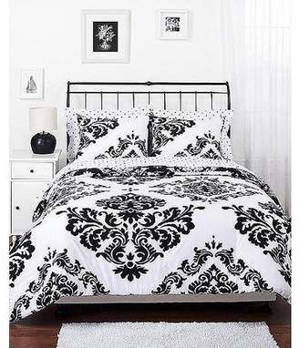 Classic Accessories Classic Noir Reversible Comforter Set