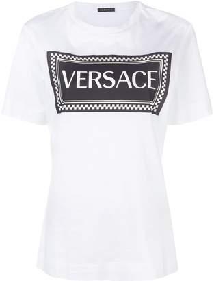 Versace Vintage 90s logo T-shirt