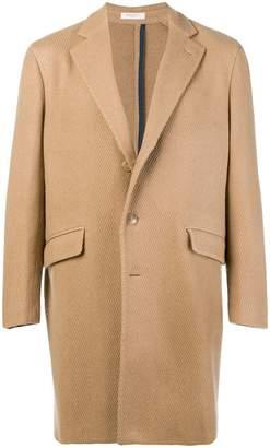 Boglioli single-breasted coat
