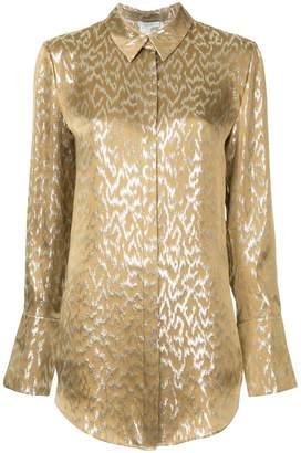 Layeur longsleeved printed blouse