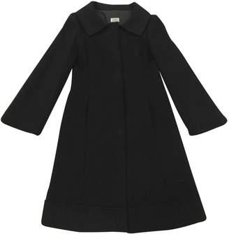 Philosophy di Alberta Ferretti Black Cashmere Coats