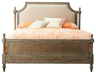 Hooker Furniture Cortina King Poster Bed