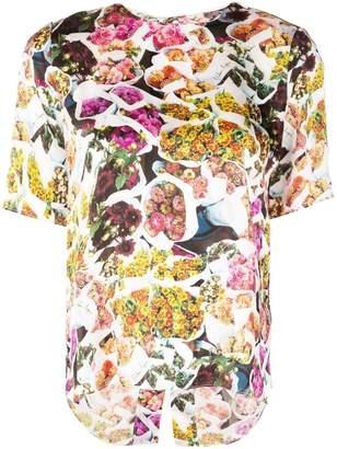 ADAM by Adam Lippes floral print T-shirt