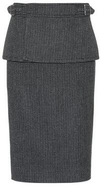 Tom Ford Wool and alpaca skirt