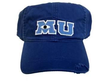 Disney Parks M U Monsters University Adult Size Baseball Hat Cap