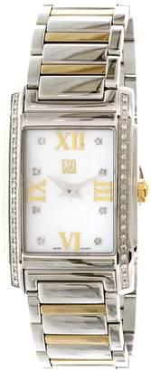 ESQ by Movado Esq Women's Kingston 07101258 Stainless-Steel Swiss Quartz Fashion Watch