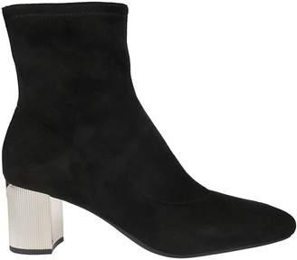 Michael Kors Metallic Heel Boots