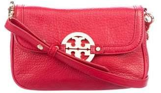 Tory Burch Mini Pebble Leather Crossbody Bag