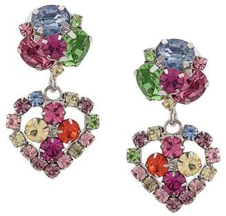 Dannijo Tansy rainbow earrings