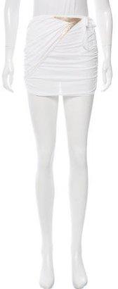 La Perla Sequin-Embellished Swim Skirt w/ Tags $75 thestylecure.com