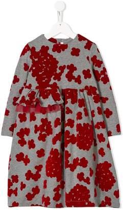 Il Gufo patterned dress