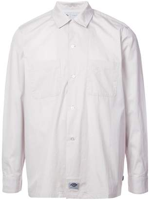 Dickies Construct long-sleeve fitted shirt