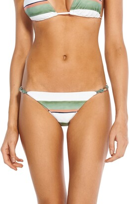 Vix Paula Hermanny Calala Balloon Bead Detail Bikini Bottoms