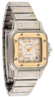Cartier Santos Galbeé Watch