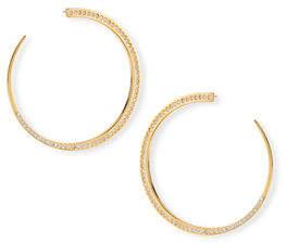 Vita Fede Moon Crystal Earrings