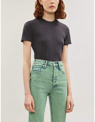 Cotton Citizen Sydney round neck cotton-blend T-shirt
