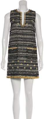 Rachel Zoe Embellished Shift Dress