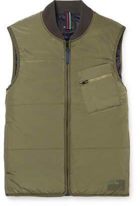Paul Smith Quilted Shell Gilet