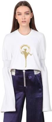Kung Fu Girl Cool Cotton Sweatshirt