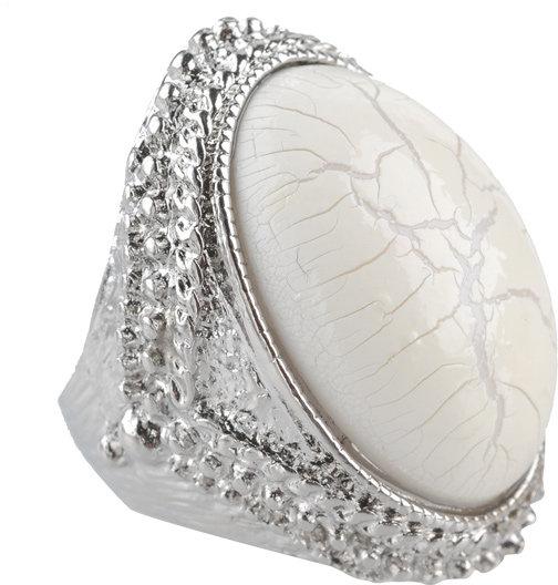 Weathered Stone Ring