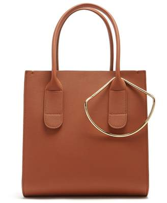 Roksanda Mini Weekend leather bag