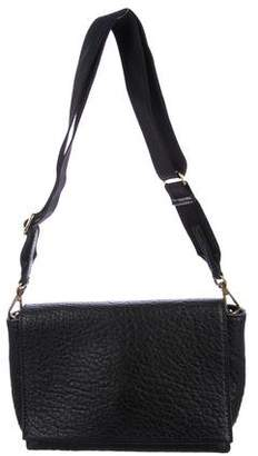 Gerard Darel Grain Leather Crossbody Bag