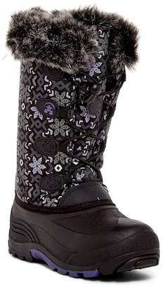 Kamik Snowgypsy 2 Faux Fur Waterproof Boot (Little Kid & Big Kid)